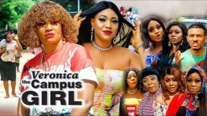 Veronica The Campus Girl Season 3