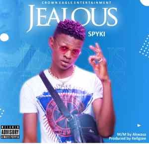 [HOT!!!] Spyki - Jealous (Prod. Kellgzee)