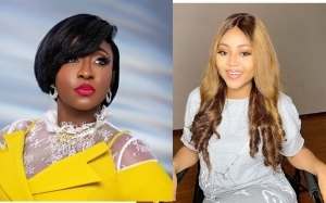 """Aunty, u no dey shame oh… see dis small Regina wey ….."" – IG User Slam Ini Edo For Her Reaction"