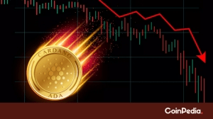 Cardano Price Sees a Biggest 1-Day Drop! Will ADA Price Witness a Rebound?