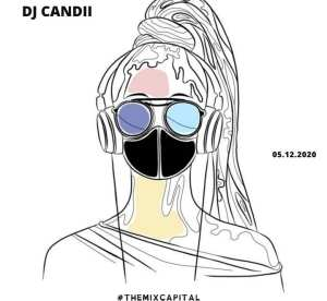Dj Candii – The Mix Capital (05-12)