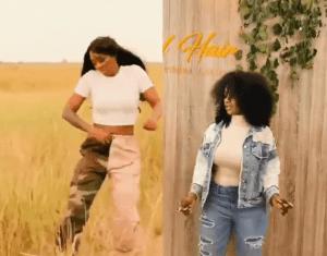 WATCH How Tacha Hilariously Imitated Tiwa Savage's Dance