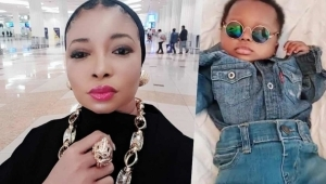Lizzy Anjorin Celebrates Daughter As She Clocks Two Months Old (Video)