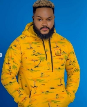 BBNaija: I Don't Know My Father, He Abandoned Me As A Kid – Whitemoney