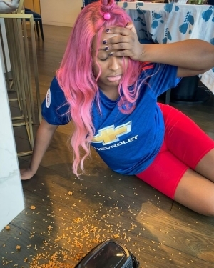 DJ Cuppy Reacts After Her Team, Manchester United Was Thrashed by Liverpool