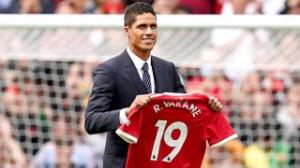 Varane explains Man Utd similarities with Real Madrid