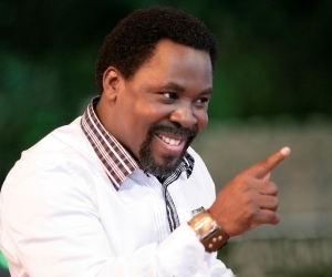 DID YOU KNOW? Nigerian Men Of God Are Jealous Of Prophet TB Joshua & Want Him Dead (See This)