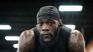 Deontay Wilder reacts to trilogy fight defeat against Tyson Fury