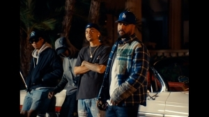 Dom Kennedy - Last Supper / Dark Shades Ft. Niko G4 (Video)