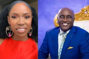 """Desists From Actions That Are Against Teachings Of The Bible"" – Lala Akindoju Tells Pastor Ibiyeomie"