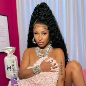 "Nicki Minaj Celebrates 7 Years Of ""Anaconda"" & Breaking The Internet"