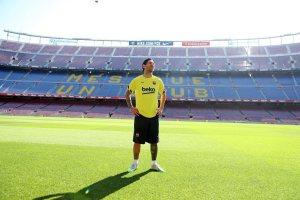 Messi Believes In Ronald Koeman's Project