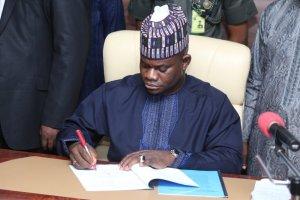 Kogi Government Writes US Over Electoral Fraud Allegation