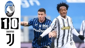 Atalanta vs Juventus 1 - 0 (Serie A Goals & Highlights 2021)