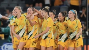 Women's Olympic Football: Seven goal thriller as Australia need extra time to defeat Team GB