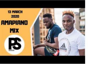 DJ Zinhle & Dr Duda-Go – Amapiano Mix (Double Trouble Mix By PS DJz 13 March 2020) Ft. Lucille Slade