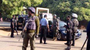 SO BRAVE!! Imo Police Capture Six Bandits, Rescue Victim