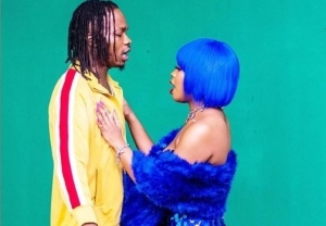 Tori Keeche Is Happy After Becoming First Female Artiste Signed By Naira Marley