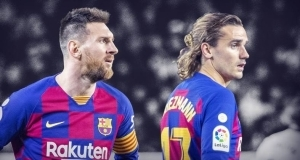 Barcelona Slash Salaries Of Messi, Griezmann & Others