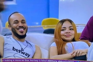 Kissing Me Is Something Men Wait For Years – Nengi Tells Ozo Says He Will Be Lucky To Kiss Her (Video)
