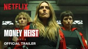 Money Heist: Part 5 Vol. 1 - Official Trailer