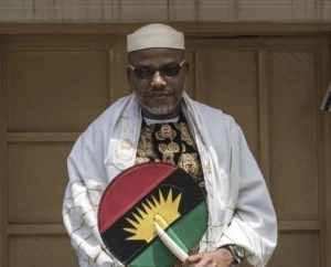 Nnamdi Kanu To Be Remanded In Prison As Court Adjourns Trial Till November