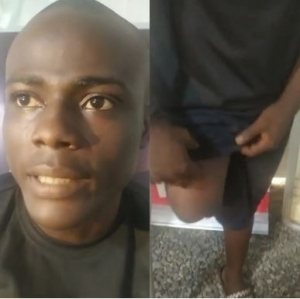 Lekki Tollgate Victim Narrates His Ordeal And How The Incident Left Him Disabled (Video)