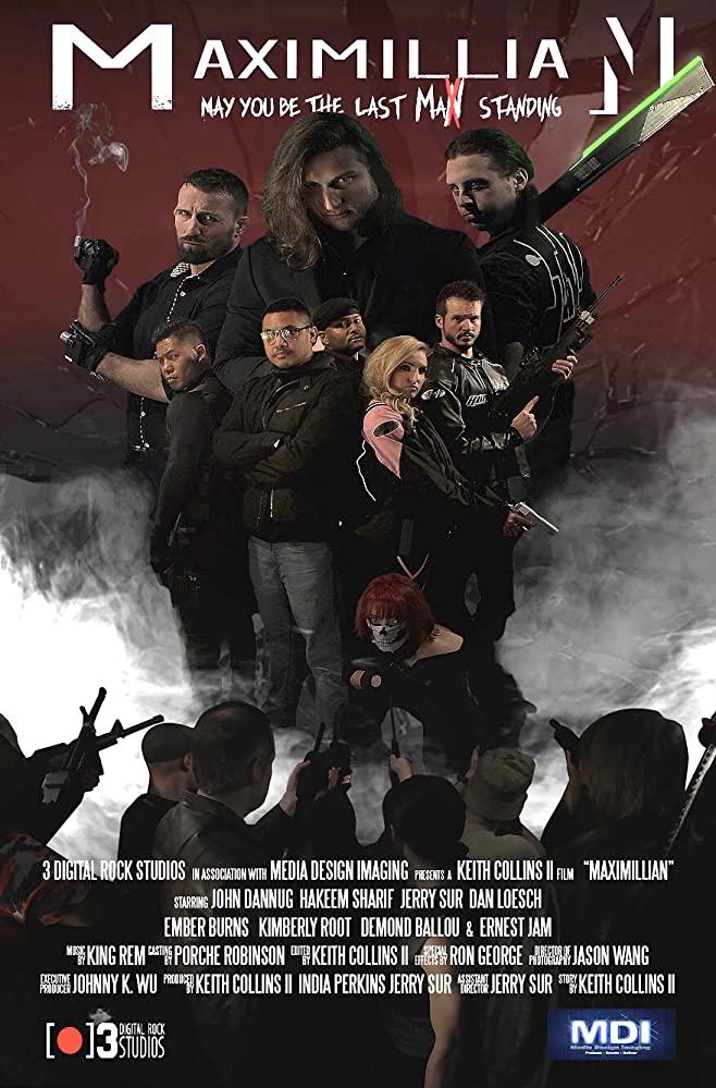 Maximillian (Assassin's Game) (2019)