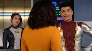 Barry Meets His Son Impulse inThe Flash Season 7 Finale Promo