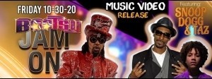 Bootsy Collins - Jam On Ft. Snoop Dogg (Video)