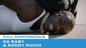 DaBaby & Roddy Ricch Make Powerful Statement In