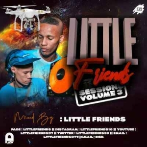 Little Friends – Little Friends Session Vol. 3
