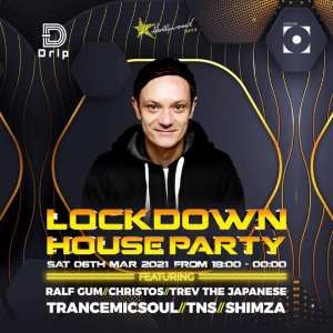 Ralf Gum – Lockdown House Party (6th March 2021)