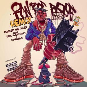 Drakeo The Ruler Ft. Earl Sweatshirt & 03 Greedo - Ion Rap Beef (Remix)