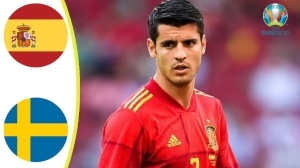 Spain vs Sweden 0 − 0 (EURO 2020 Goals & Highlights)