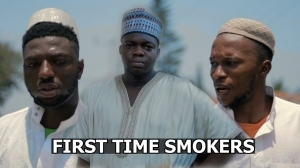 TheCute Abiola (Lawyer Kunle)  - First Time Smokers (Comedy Video)