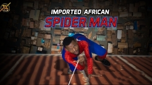 Xploit Comedy – Imported African Spider Man [Episode  1] (Video)