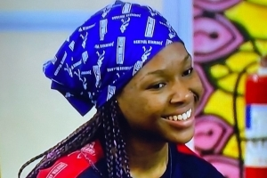 #BBNaija: Vee Has Been Evicted From The Lockdown House