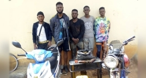 Five Ekiti varsity students arrested during cult initiation