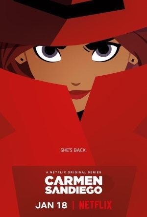 Carmen Sandiego S03 E01