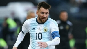 Copa America: Messi Played Against Colombia, Brazil With Hamstring Injury – Argentina Coach, Scaloni Reveals