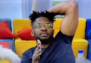"""Bbnaija:  """"Nini Didn't Even Check Up On Me After Replacing Me For Eviction"""" – Cross Laments"""