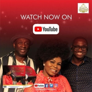 Isabella – The Secret Place Rendezvous Live ft Noel Robinson & Evans Ogboi (Video)