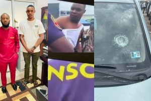 #EndSARS Memorial: Uber Driver Assaulted By LNSC Demands N500 Million Compensation