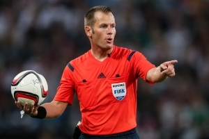 Dutch Referee Danny Makkelie Will Take Charge Of The Match Between Juventus And Barcelona