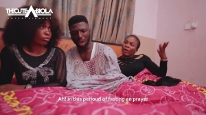 TheCute Abiola - Ramadan Babes (Comedy Video)