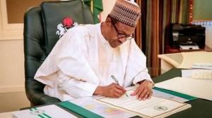 Stay Off Edo Election, HURIWA Warns Buhari