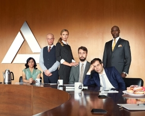 Corporate S03E03 UNCENSORED - The Importance of Talking S**t