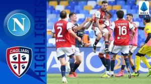 Napoli vs Cagliari 1 - 1 (Serie A  Goals & Highlights 2021)