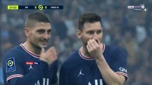 Marseille vs PSG 0 - 0 (Ligue 1 2021 Goals & Highlights)